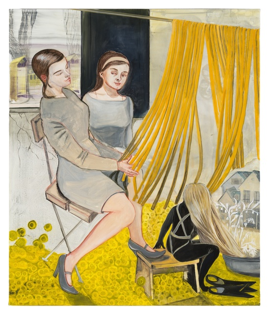 , 'Visitor,' 2013, Gallery Baton