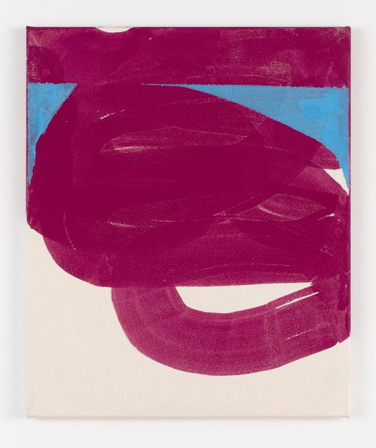 , 'warschau,' 2016, Galerie Guido W. Baudach