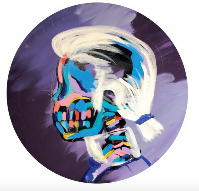 , 'Karl Lagerfeld III ,' 2016, Maddox Gallery