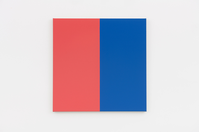 Steven Aalders, 'Two Colors (Red, Blue)', 2018, Walter Storms Galerie