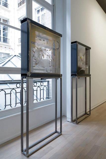 , 'The new workout plan,' 2014, Galleria Zero