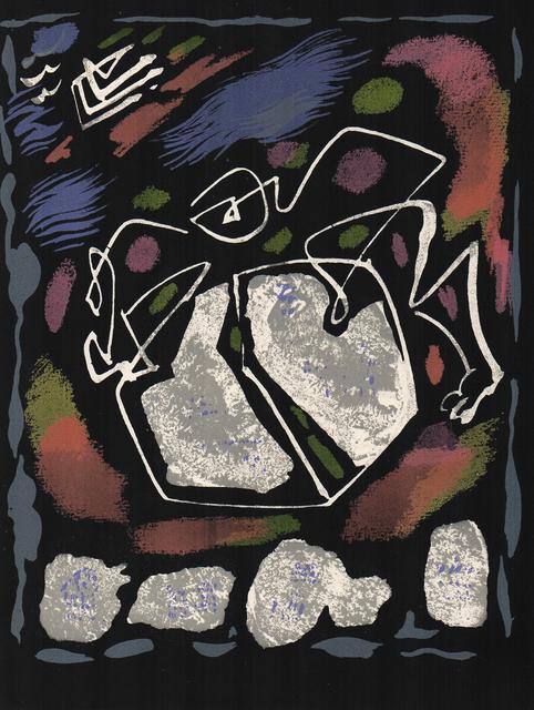 , 'Le Mythe de Sisyphe III,' 1962, Hans den Hollander Prints