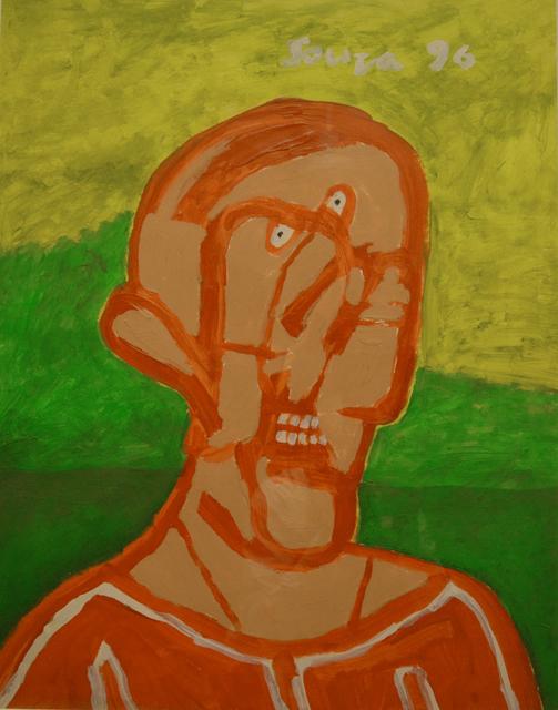 Francis Newton Souza, 'Untitled ', 1996, Arushi Arts