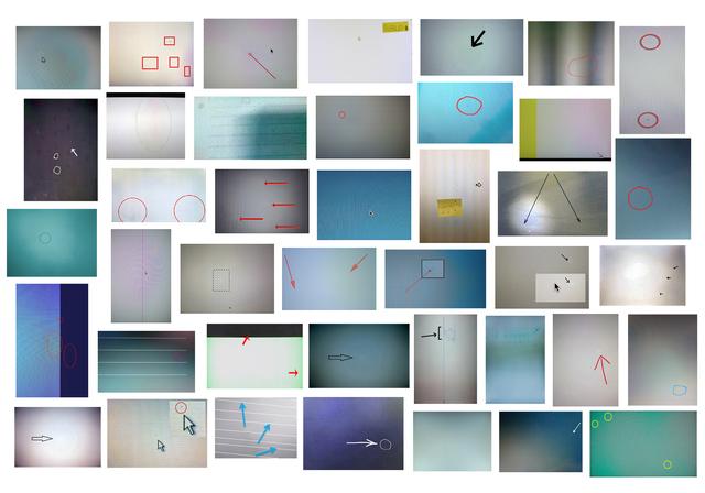 Penelope Umbrico, 'Bad Display (Drawings/eBay), group of 42', 2009, Mark Moore Fine Art