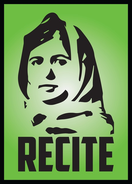 , 'RECITE,' 2015, ART50.NET