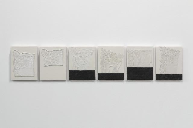 , 'Larmes éteintes (Les saisons de mon coeur series),' 2017, Sabrina Amrani