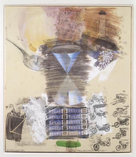 , 'Kyoto XIII,' 1983, Academy Art Museum