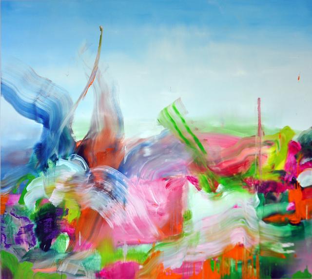 , 'Trust,' 2014, McClain Gallery