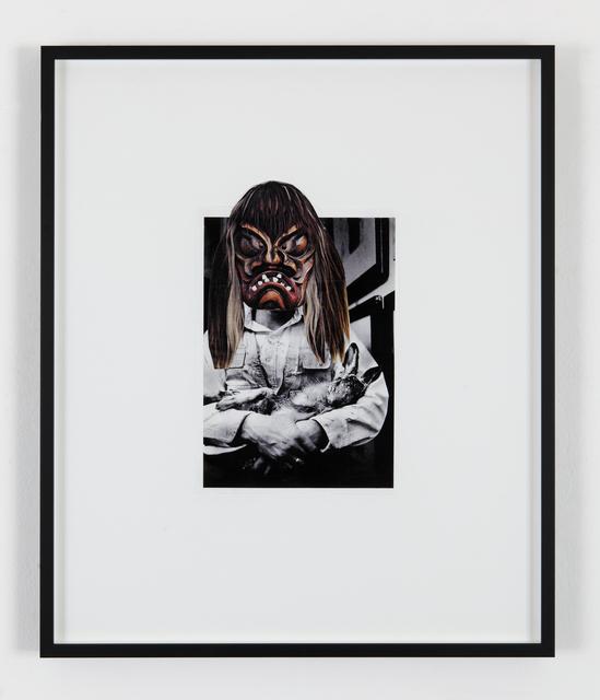 , 'OT, (Maske, Beuys),' 2014, Eleni Koroneou
