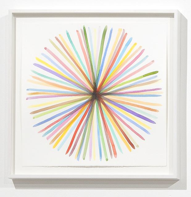 , 'Pollen, Detail (Shield of Achilles),' 2017, Galerie Nordenhake