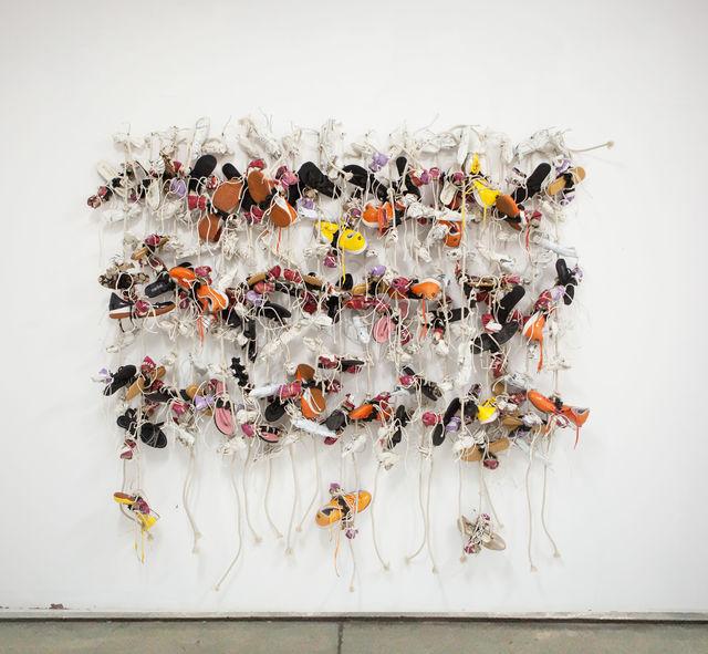 , 'Shoes,' 2016, Gallery Isabelle van den Eynde