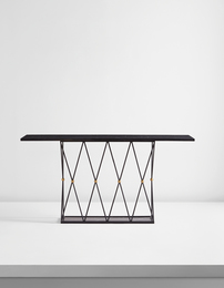 "Jean Royère, '""Tour Eiffel"" console table,' ca. 1949, Phillips: Design"