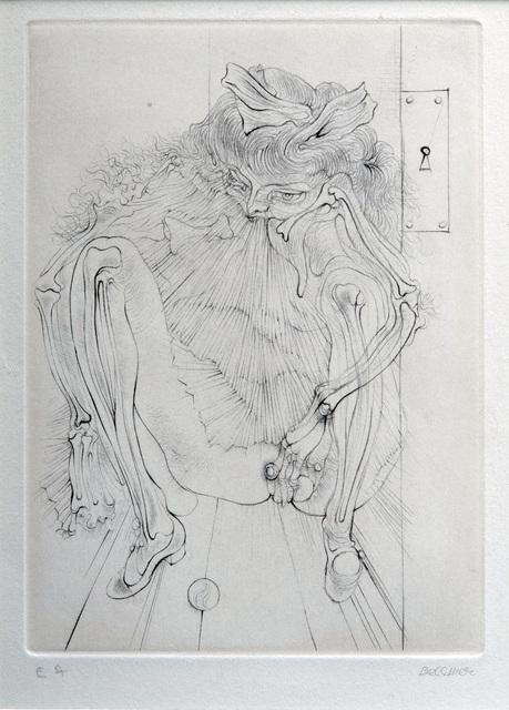 , 'A Sade #2,' 1961, Hieronymus