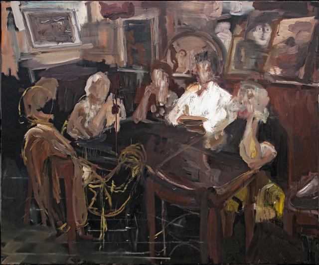 Gerard Waskievitz, 'Paris Bar Berlin ', 2019, Galerie Michaela Helfrich