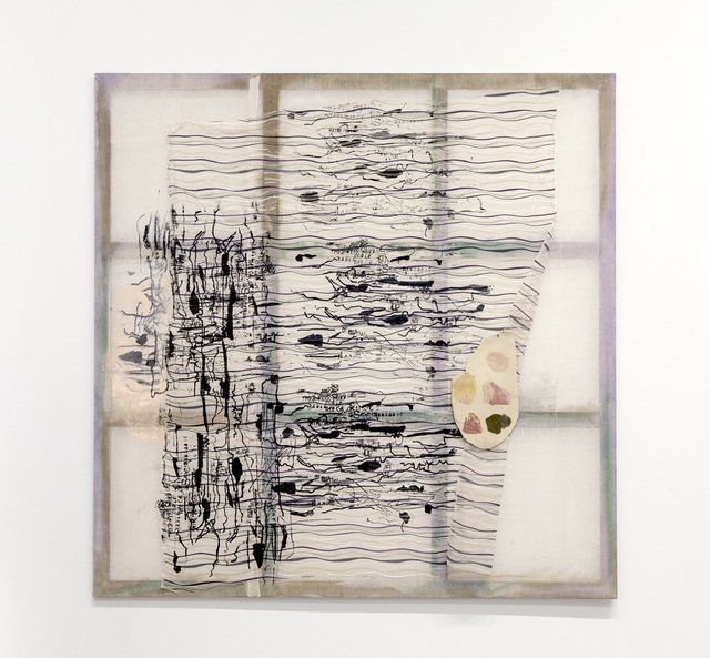 , 'Fancy Letters,' 2016, Marianne Boesky Gallery