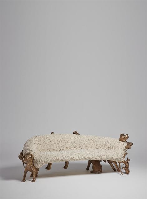 , 'Noah Bench,' 2017, Carpenters Workshop Gallery