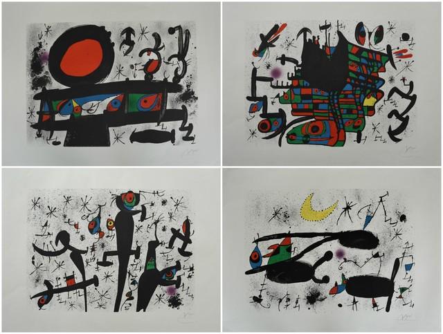 , 'Homenatge a Joan Prats (4 works),' 1971, Long-Sharp Gallery