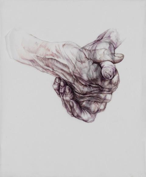 , 'Upon Hearing,' 2019, Hofheimer Gallery