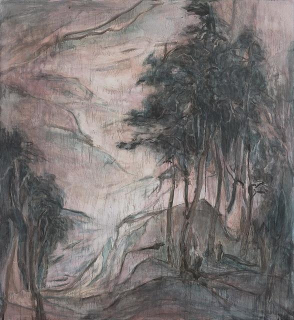 , '晴岚暖露 Mist in the Mountain,' 2016, Nuoart