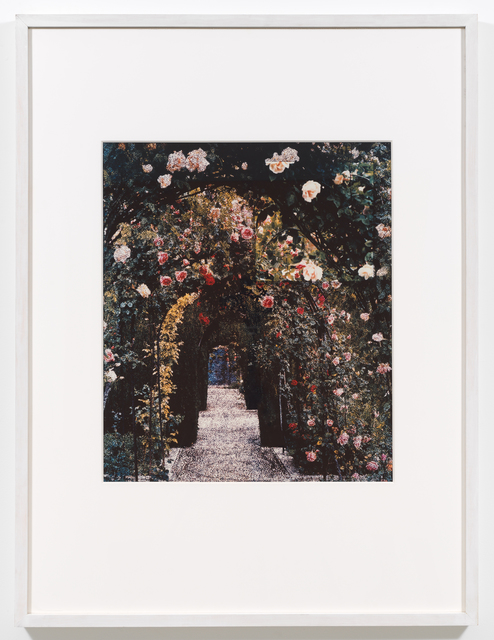 , 'Rose Arbor (American Gardens #5),' 1990, Downs & Ross