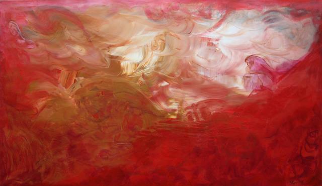 Ali Lagrouni, 'Angel of Love', 2015, Kloser Contemporary Art