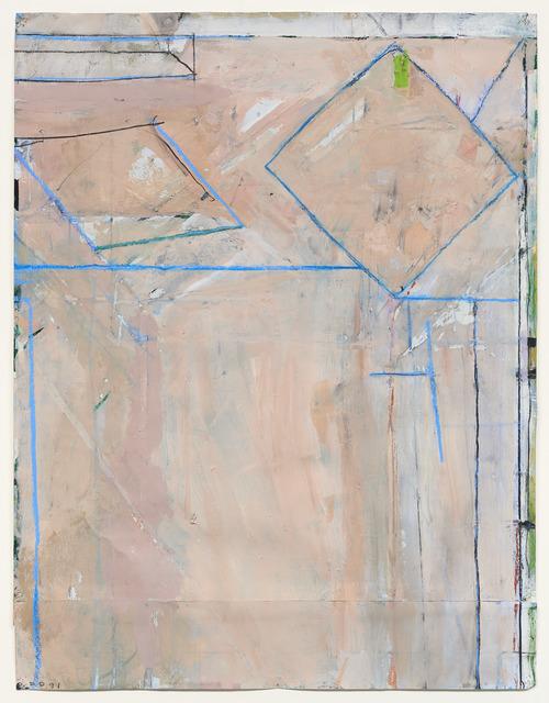 , 'Untitled,' 1991, DICKINSON