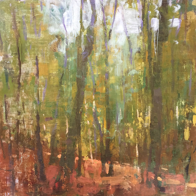 , 'Light in the Forest,' 2017, Somerville Manning Gallery