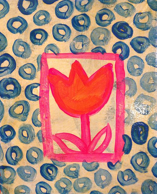 , 'Single Stem,' 2012, Kathryn Markel Fine Arts