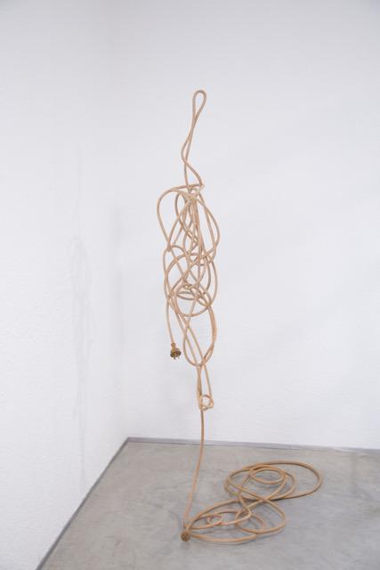 , 'Conexion espiralada,' 2016, Galeria Enrique Guerrero