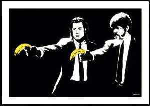 Banksy, 'Pulp Fiction (unsigned)', 2004, Contemporary Art Trader