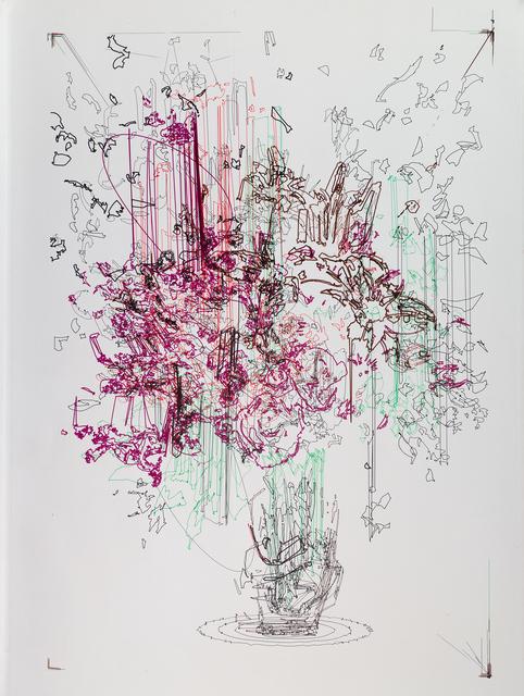 , 'Funeral Flowers,' 2017, Olson Larsen Gallery