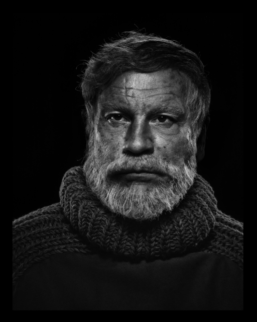 Sandro Miller, 'Yousuf Karsh / Ernest Hemingway, 1957 ', 2014, Fahey/Klein Gallery