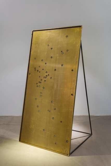 , 'Precious Metal No.2,' 2017, de Sarthe Gallery