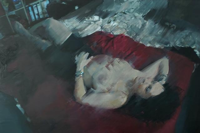 , 'Portrait,' 2019, Galerie Bertrand Gillig