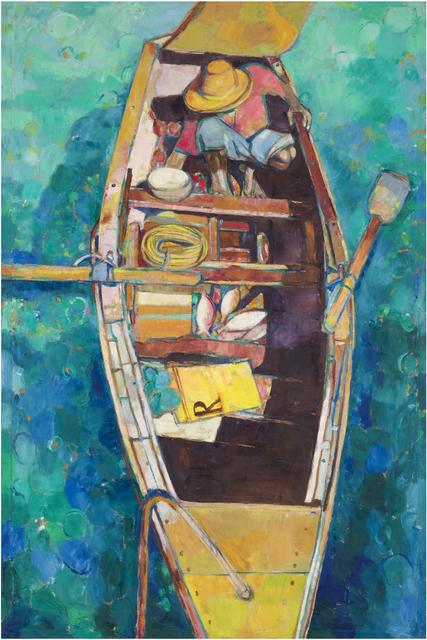 Rudolf Häsler, 'Kubanischer Fischer', bromer kunst