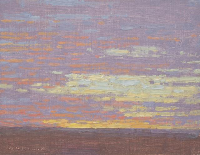 David Grossmann, 'Christmas Morning Sunrise', 2019, Gallery 1261