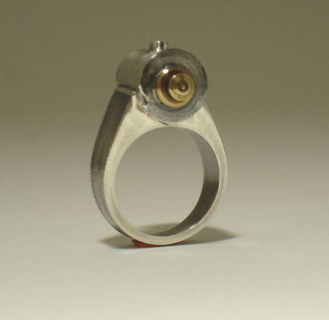 , 'Round Pinhole Ring II ,' , photo-eye Gallery
