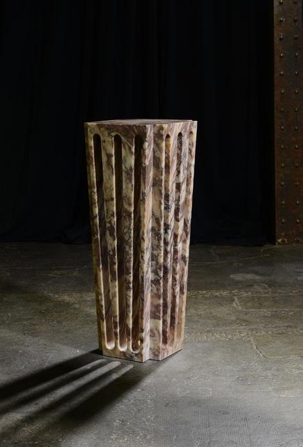 , 'Palais,  Pedestal,' 2015, Armel Soyer