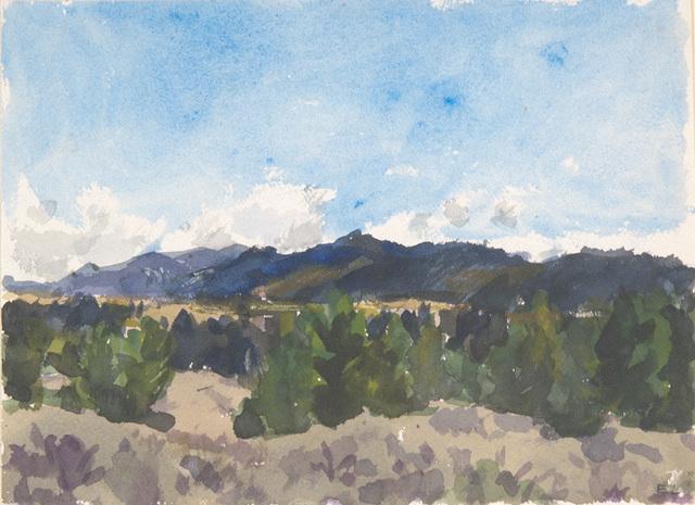 , 'Wyoming,' ca. 1985, C. Grimaldis Gallery