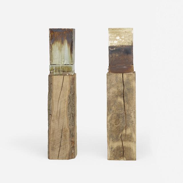 Tetsuya Yamada, 'Untitled (two works)', 1997, Wright