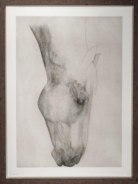 , 'Grazing horse,' 2019, Capital Culture Gallery