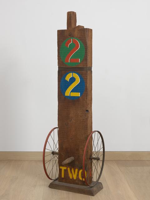 , 'Two,' 1962, Waddington Custot