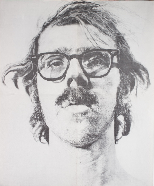 , 'Bykert Gallery, Chuck Close, Poster ,' 1973, James Fuentes