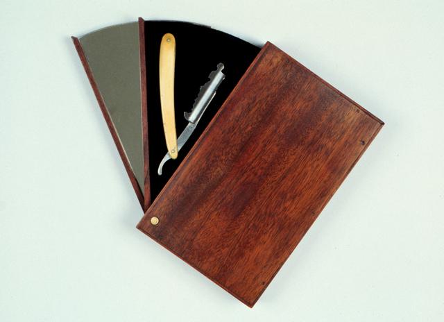 , 'Rilke's Razor, Jung's Version,' 1990, Contemporary Arts Museum Houston