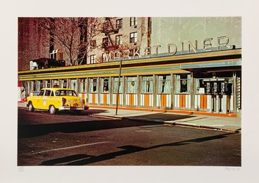 Market Diner, from the City Scapes Portfolio