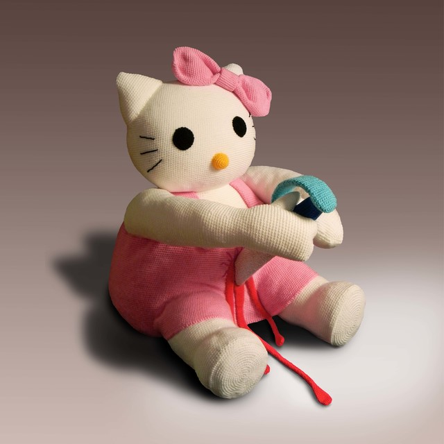 Patricia Waller, 'Hello Kitty', 2011, Photography, Archival pigment print, Brownie Project