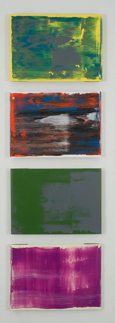 , 'Barreira D,' 2012, Belo-Galsterer Galeria
