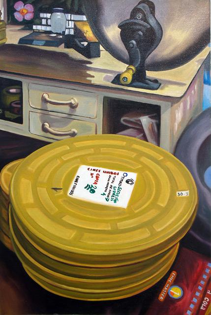 , 'Secuestro Express,' 2014, Oficina #1