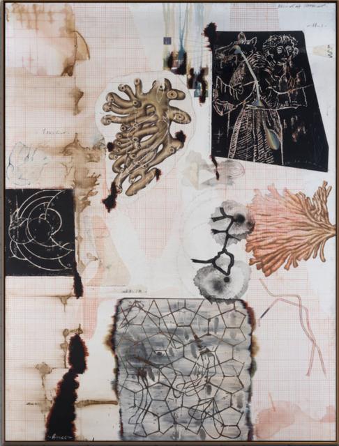 Jitish Kallat, 'Palindrome/Anagram Painting', 2018, Nature Morte