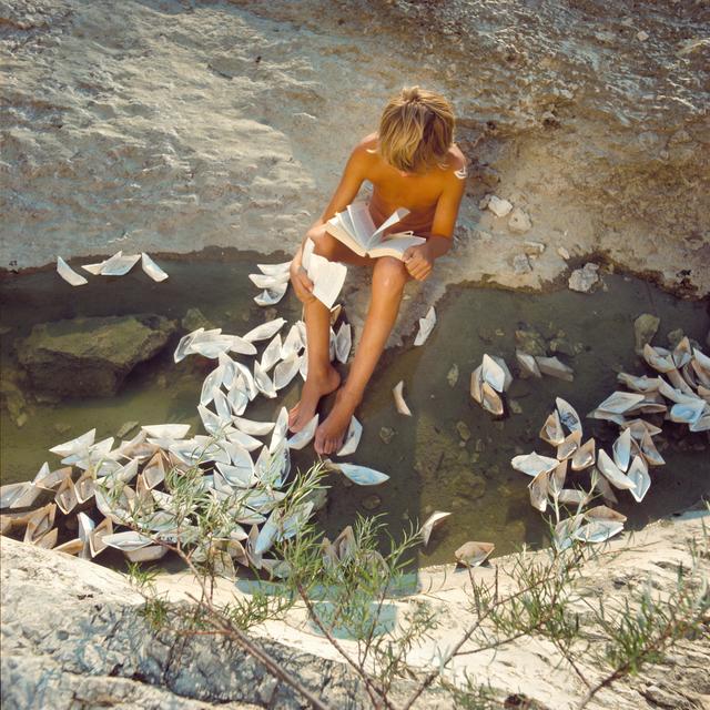, 'Les petits bateaux,' 1980, Matthew Liu Fine Arts
